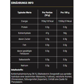 SiS GO Energy Energitillskott Orange 1,6kg